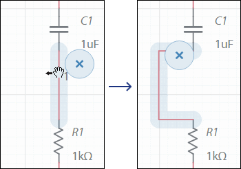 wiring drag wire