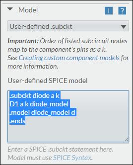 diode subckt